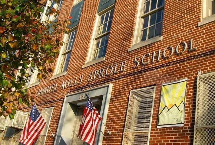 Colegios publicos en Estados Unidos