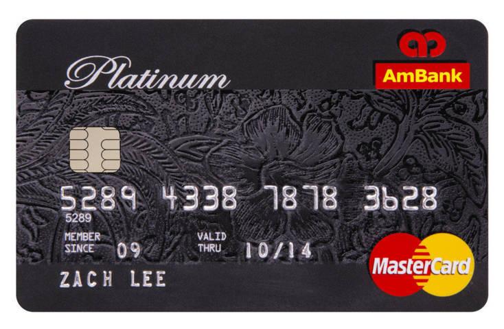 Tarjetas de credito MasterCard