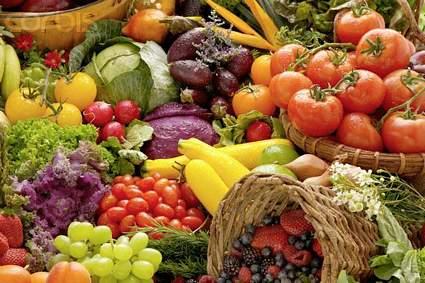 Fresh Summit frutas, verduras y flores