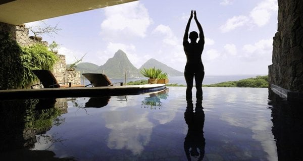 Relájate en un spa durante las vacaciones