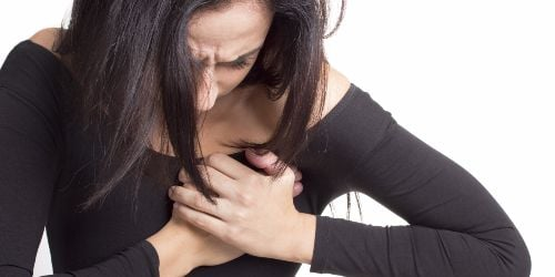 Ataque Cardíaco en Mujeres