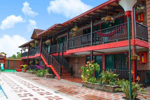 Hoteles en Calima lago