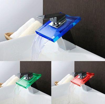 grifo led para cuartos de baño de lujo