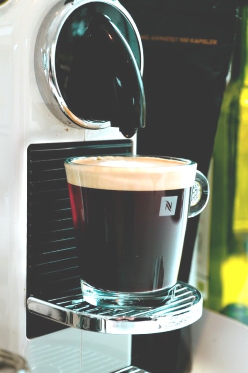 así es como funcionan las cápsulas de café