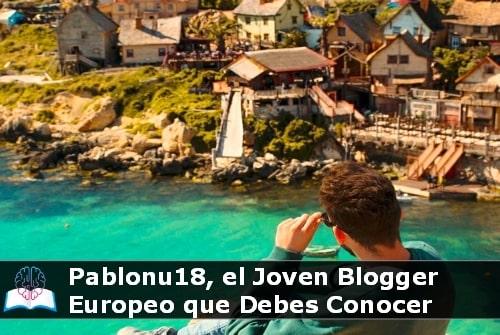 pablonu18 joven blogger europeo