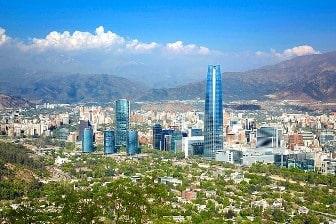 como viajar a santiago de Chile