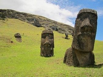 viaje a Chile y isla de pascua