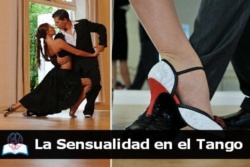la sensualidad en el tango
