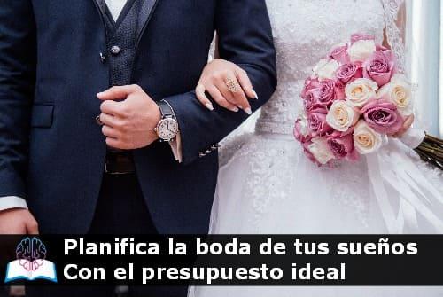 Cómo organizar una boda económica