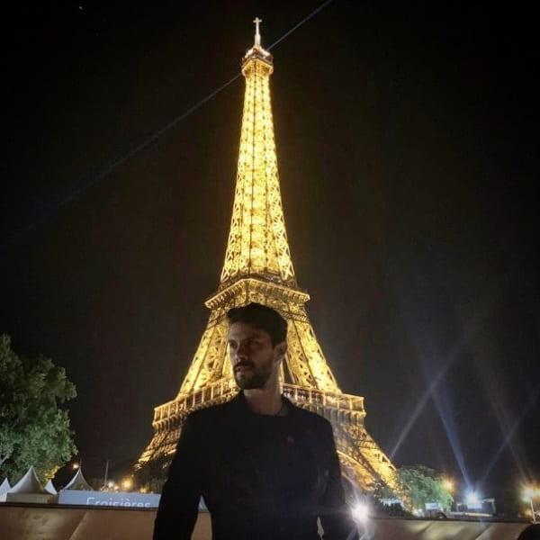Influencer Pablo Trujillo Travel