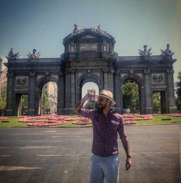 descubre los viajes de pablo Trujillo travel